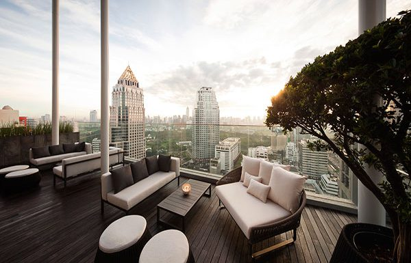 Saladaeng-Residences-Bangkok-condo-for-sale-Sky-Lounge