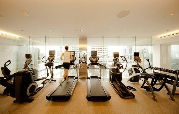 Saladaeng-Residences-Bangkok-condo-for-sale-fitness