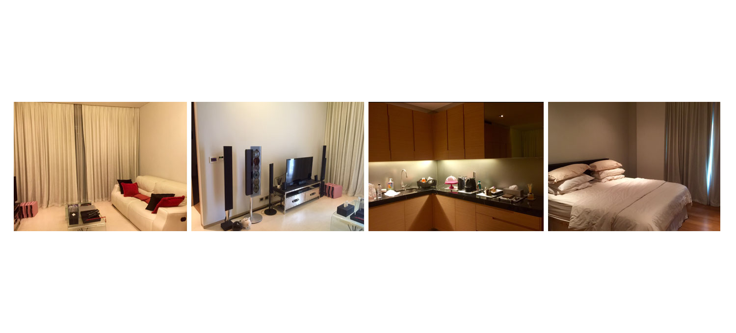 Saladaeng Residences 1 bedroom for sale